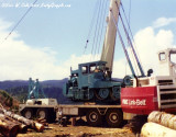 Edco Yarder on 4-Axle Carrier