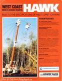 West Coast 'Hawk' Brochure Cover