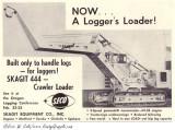 1967 Skagit Ad  Skagit 444 Loader