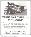 General 110' Tower 1970 Advertisement
