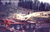 Thunderbird 842 at Jerry Debriae Log
