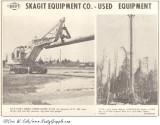 1968 Skagit  Ad 'Used Equipment'