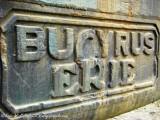 Bucyrus-Erie 54-B  Counterweight