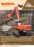 Barko 550 CRL Brochure Cover