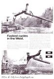 1971- Bucyrus-Erie  Magazine Ad