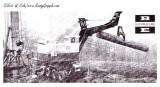 Bucyrus-Erie 38-B on Beall Carrier