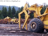 Log Stacker Gallery: Unloading Machines