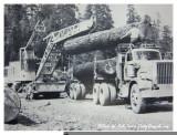 1964- Skagit SJ-4RT  Heel Boom & Tongs