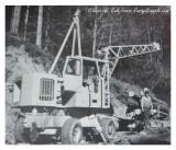1960's- Skagit SJ-2R Loading Logs