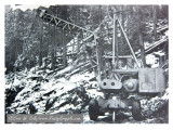 1960's- Skagit SJ-2R Yarding Logs