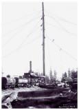 1920's-  Skidder Serial Number 4081