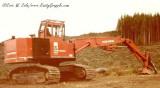 1990 Koehring 6655 Log Loader