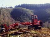 1987 Koehring 6630 Crawler Log Loader