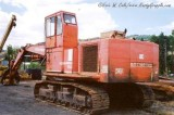 1987 Koehring 6644 Crawler Log Loader