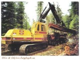 Bucyrus-Erie 350HL with Young Boom