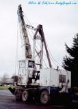 Skagit SJ-4 Yarder on 3-Axle Carrier