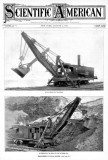 August 1, 1903 Bucyrus Shovels