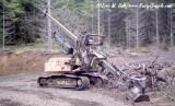 Thunderbird 736DL at Von Logging