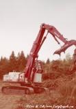 Link-Belt LS-4300C Adair Logging, 1987