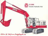1970 Link-Belt Ad LS-3000 Hydraulic