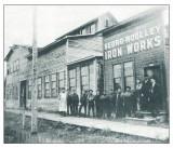 1905 Shop- Sedro Woolley Iron Works