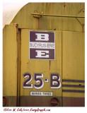 Bucyrus-Erie 25-B at Ketchikan. Alaska
