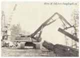 1970's Lorain 60-C  Pollman Logging