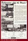 1947 Bucyrus Ad  'Bullgrader Blade'