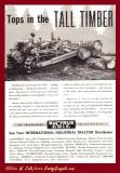 1948 Bucyrus Ad 'Bullgrader Blade'