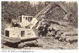 Link-Belt LS-5800TL Graves Logging