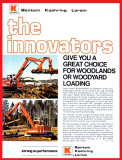 1977 Koehring Ad 'The Innovators'