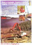 1977 Link-Belt Ad 'Rope or Hydraulic'
