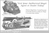 1950's Skagit Ad 'BX-Series Yarders'