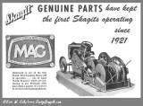 1950's Skagit Ad 'Genuine Parts'