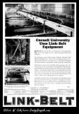 1924 Link-Belt Ad 'Coal Conveyor'