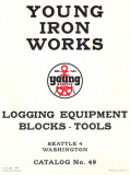 1949 Young Iron Works 'Product Catalog'
