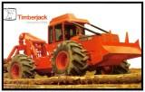 1991 Ad/Promo Pic Timberjack 380B