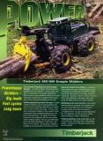 1997 Timberjack Ad 560/660 Skidders