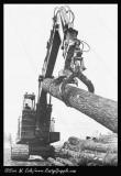 Bucyrus-Erie 40H Jackson Log 1979
