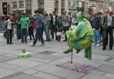Street Entertainment in Vienna