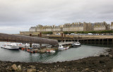 Saint Malo - Walled Port City in France