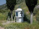 near  Delphi
