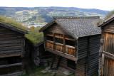Lillehammer Folk-Museum in Norway