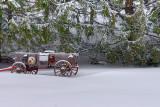 Canastoga Wagon On Irish