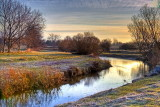 Sunrise On Trout Creek