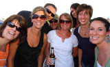 The Gang At Sugarland Concert