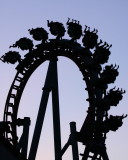 The Ride at Darien Lake