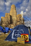 Niagara Square Occupied