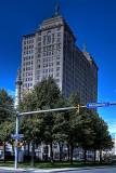 Corner Lafayette and Washington
