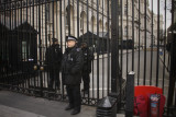 secured Downing Street